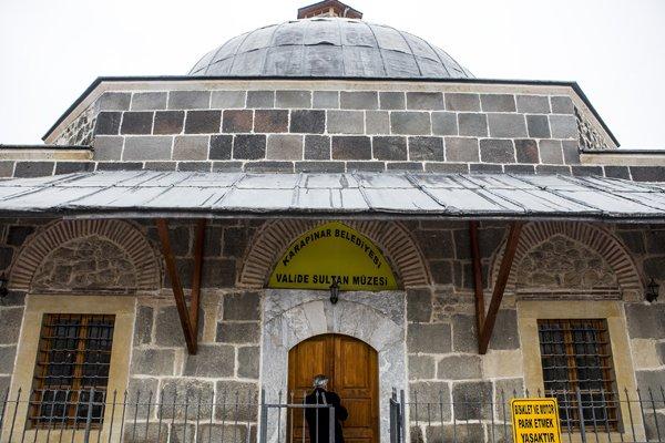 Hürrem Sultanın yaptırdığı hamam müze oldu 6