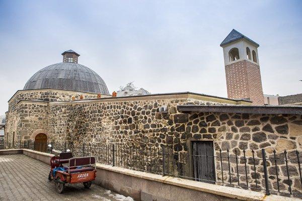 Hürrem Sultanın yaptırdığı hamam müze oldu 7