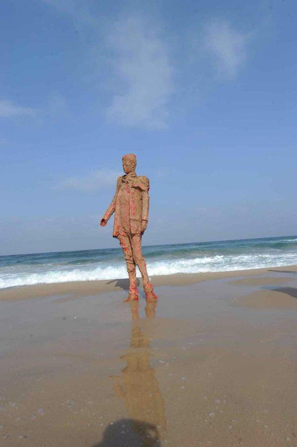 Gazzede savaşa inat sanata devam 3