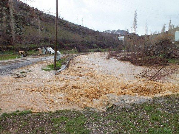 Konyada şiddetli yağış 10