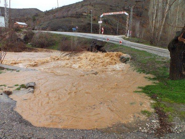 Konyada şiddetli yağış 11
