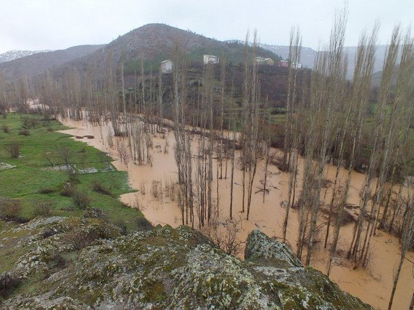 Konyada şiddetli yağış 12