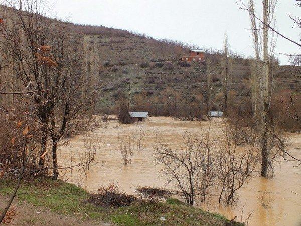 Konyada şiddetli yağış 14