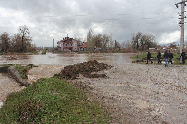 Konyada şiddetli yağış 15