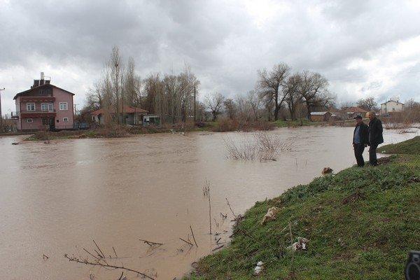 Konyada şiddetli yağış 16