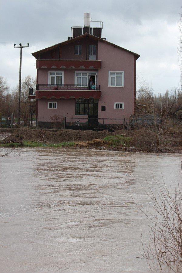 Konyada şiddetli yağış 17