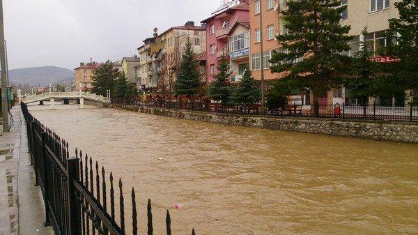 Konyada şiddetli yağış 3