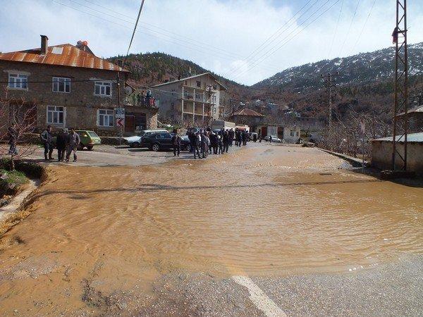 Konyada şiddetli yağış 4