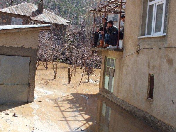 Konyada şiddetli yağış 5