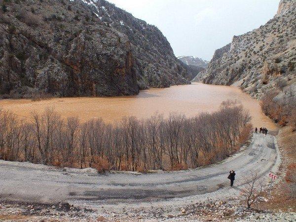 Konyada şiddetli yağış 6