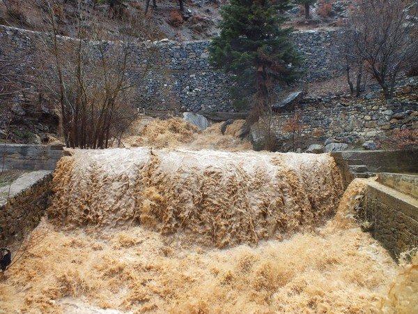 Konyada şiddetli yağış 8