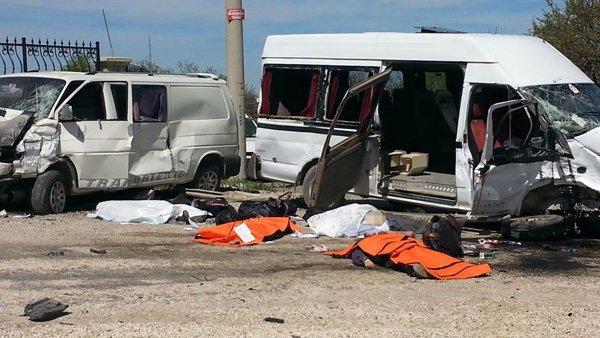 Servis minibüsü kaza yaptı: 5 ölü, 11 yaralı 2