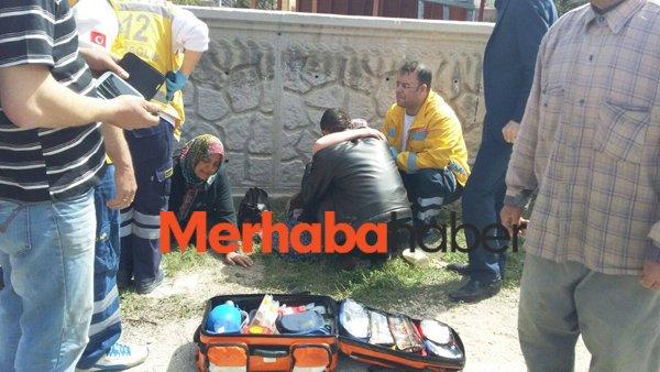 Servis minibüsü kaza yaptı: 5 ölü, 11 yaralı 8