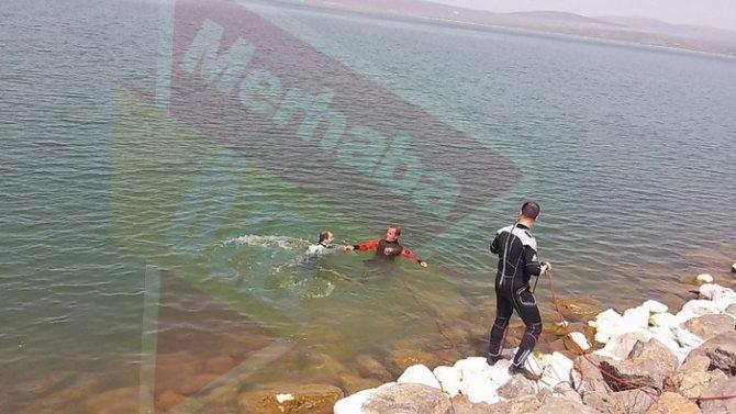 Şahin, Suğla Gölüne uçtu 2