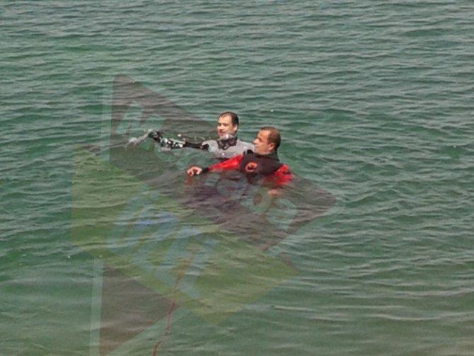 Şahin, Suğla Gölüne uçtu 3