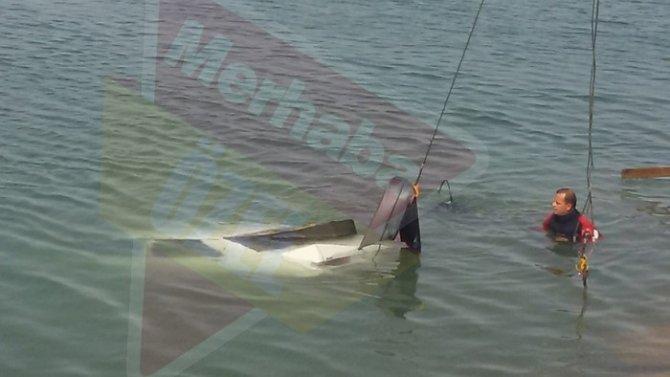 Şahin, Suğla Gölüne uçtu 5