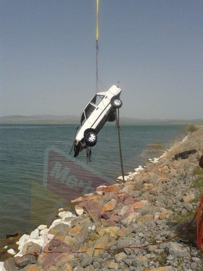 Şahin, Suğla Gölüne uçtu 6