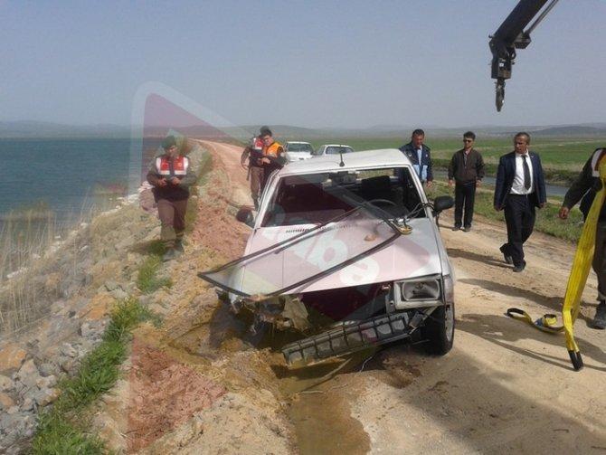 Şahin, Suğla Gölüne uçtu 7