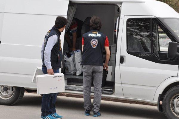 Av. Memduh Oğuz gözaltına alındı 6