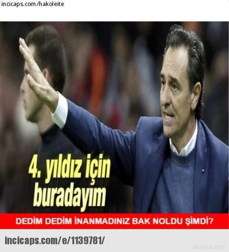 Galatasarayın şampiyonluk capsleri 16
