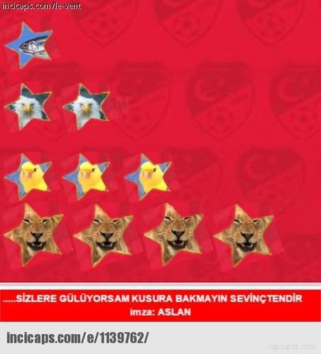 Galatasarayın şampiyonluk capsleri 21