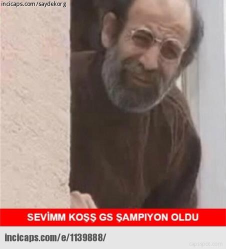Galatasarayın şampiyonluk capsleri 26