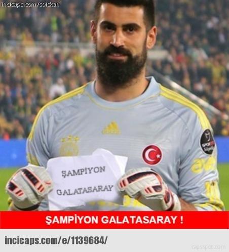 Galatasarayın şampiyonluk capsleri 3