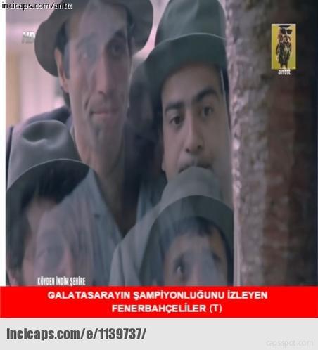 Galatasarayın şampiyonluk capsleri 30