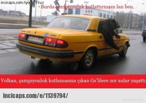 Galatasarayın şampiyonluk capsleri 32