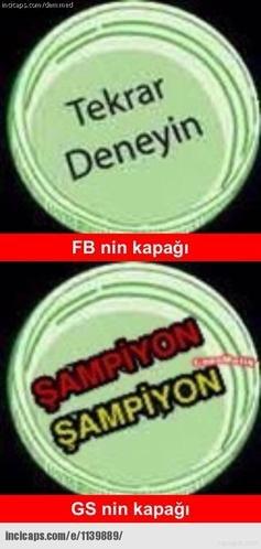 Galatasarayın şampiyonluk capsleri 33