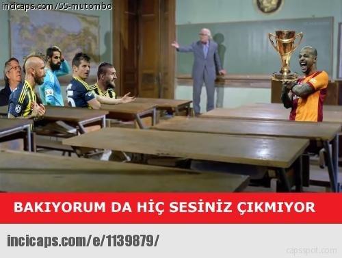 Galatasarayın şampiyonluk capsleri 36