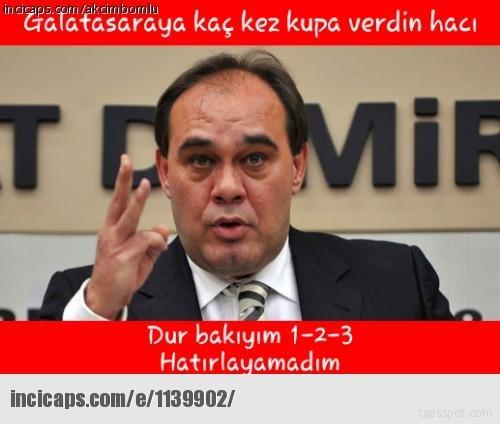 Galatasarayın şampiyonluk capsleri 38