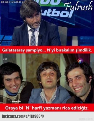 Galatasarayın şampiyonluk capsleri 42