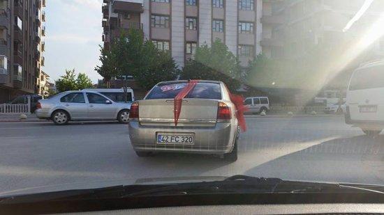 Konyada Trafik Grubu düğün yaptı 19