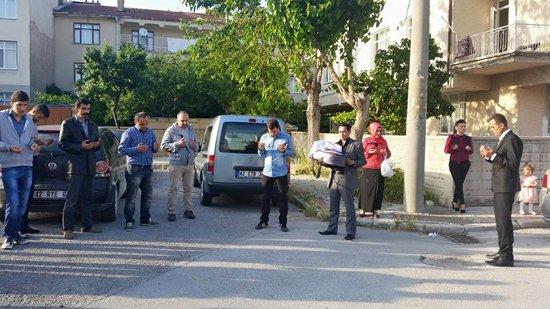 Konyada Trafik Grubu düğün yaptı 3