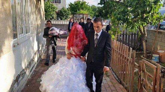 Konyada Trafik Grubu düğün yaptı 4