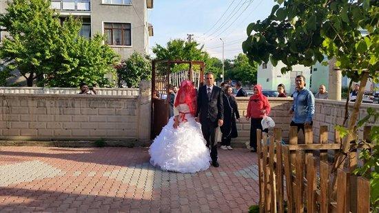 Konyada Trafik Grubu düğün yaptı 5