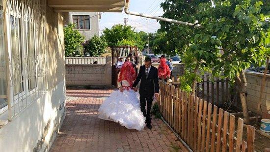 Konyada Trafik Grubu düğün yaptı 6