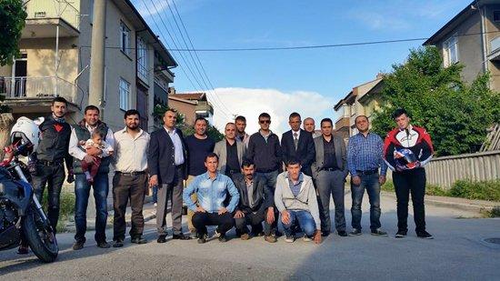 Konyada Trafik Grubu düğün yaptı 7