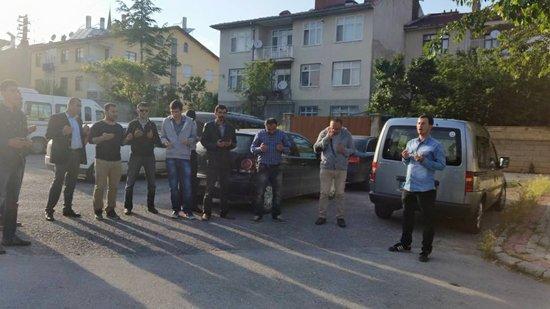 Konyada Trafik Grubu düğün yaptı 8