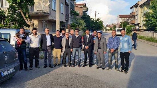 Konyada Trafik Grubu düğün yaptı 9