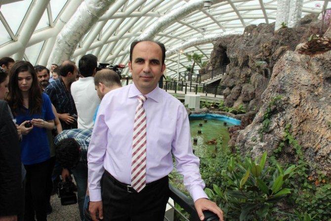 Konya Tropikal Kelebek Bahçesi Ziyaretçi Kabulüne Başlıyor 1
