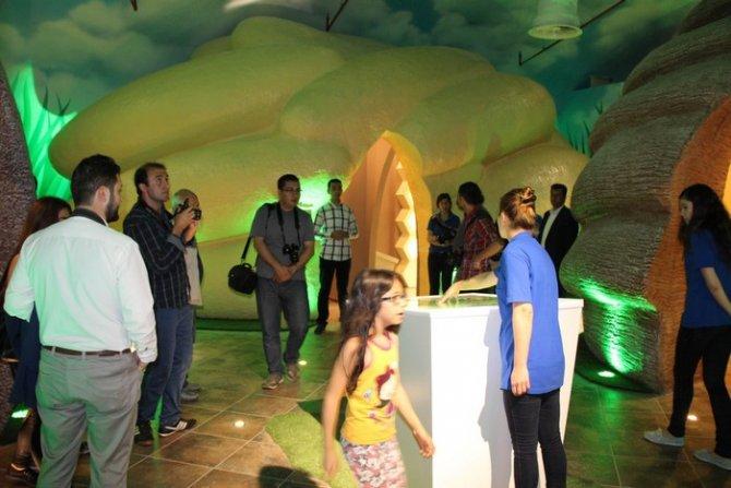 Konya Tropikal Kelebek Bahçesi Ziyaretçi Kabulüne Başlıyor 5