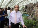 Konya Tropikal Kelebek Bahçesi Ziyaretçi Kabulüne Başlıyor