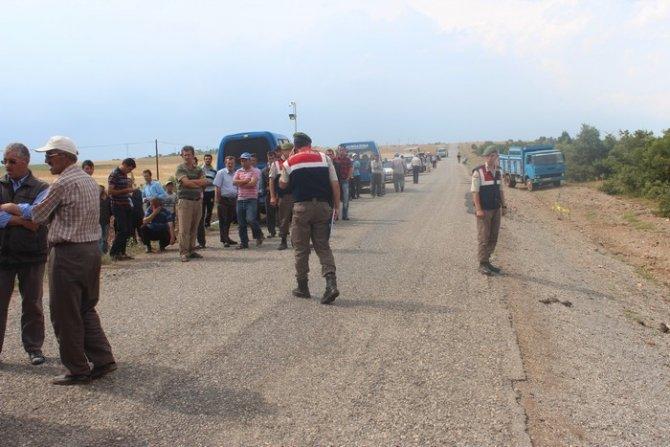 Beyşehirde trafik kazası: 1 ölü, 6 yaralı 1