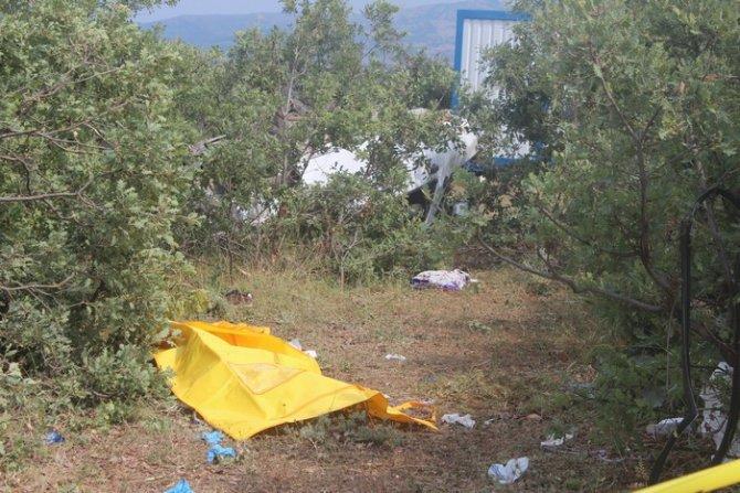 Beyşehirde trafik kazası: 1 ölü, 6 yaralı 2