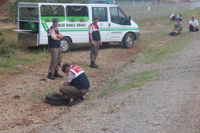Beyşehirde trafik kazası: 1 ölü, 6 yaralı 5