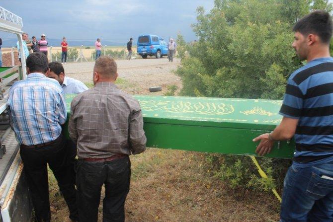 Beyşehirde trafik kazası: 1 ölü, 6 yaralı 7
