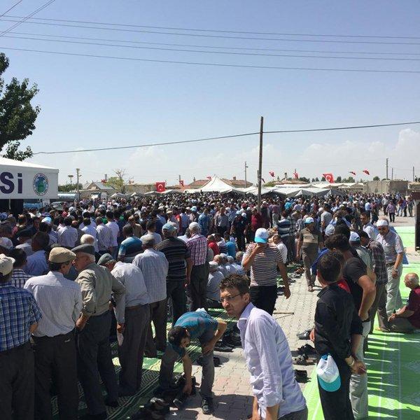 Konyada Trafik yalnız bırakmadı 4