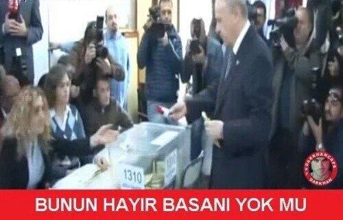 Seçim capsleri yıktı geçti! 25